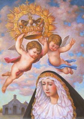 cartel-coronacion-piadosa-madre-de-dios-de-gracia