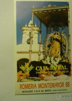 cartel-romeria-montemayo-1988