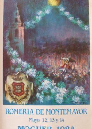 cartel-romeria-montemayor-1984