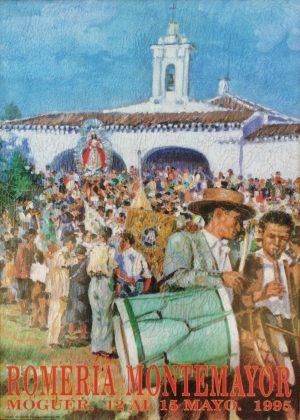 cartel-romeria-montemayor-1995